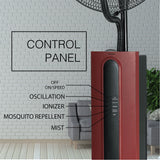 iFan Mist Fan Air Cooler With Mosquito Repellent (IF7575), Fan, iFan, PowerPacSG- PowerPacSG