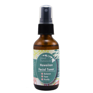 Elevated Hawaiian Facial Toner