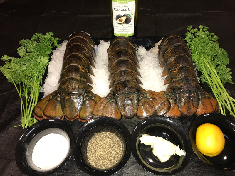 Wild World Famous Maine Lobster Tails - FreshFish24.com