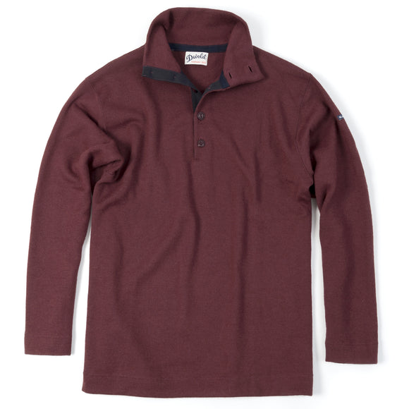 Blaatrøie Button Neck, Mars
