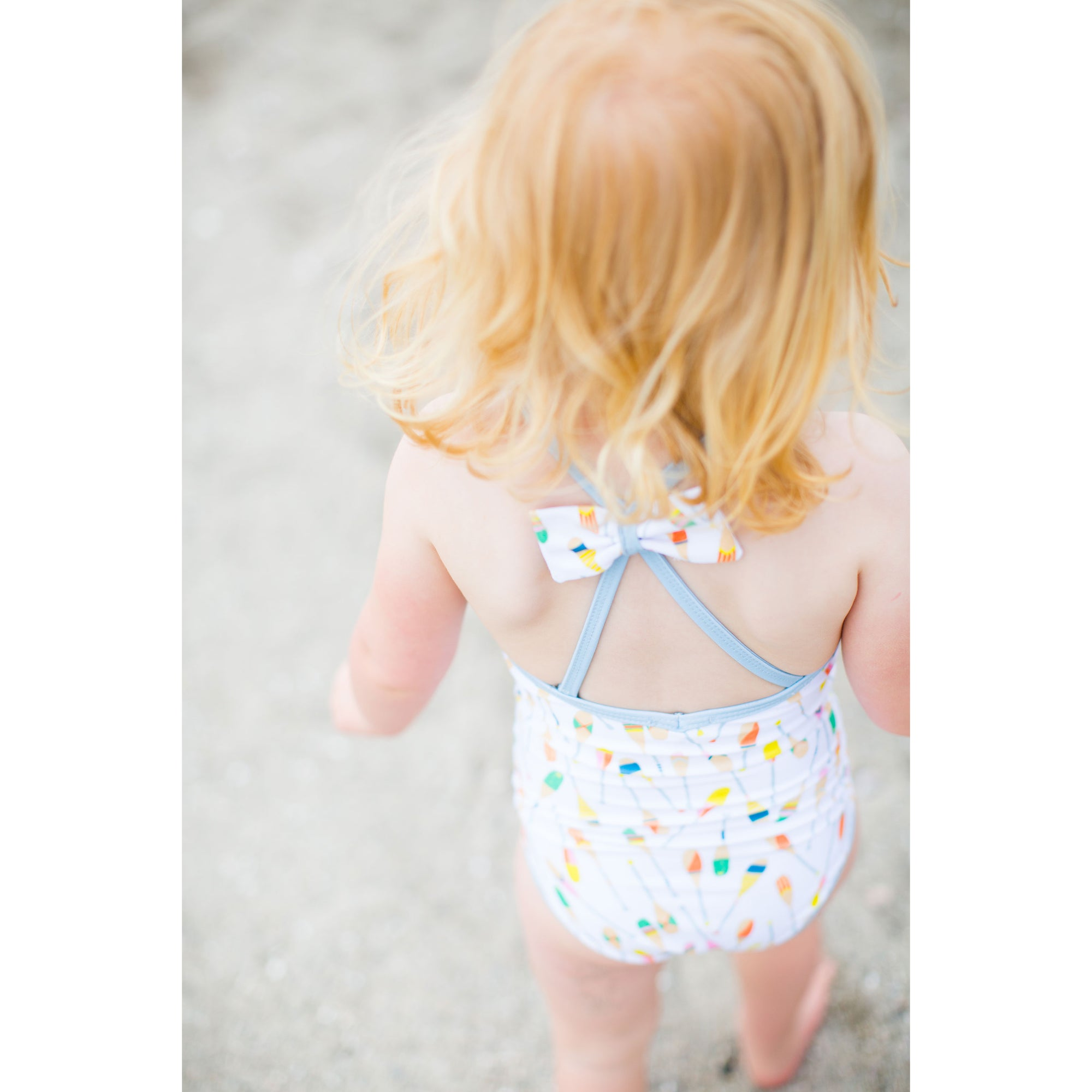Painted Oars Classic One Piece