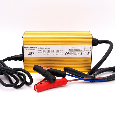 16v25A lithium battery charger