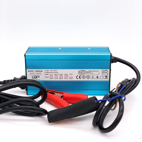 24v12A lithium battery charger