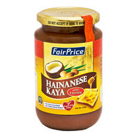 FairPrice Hainanese Kaya with Honey 400G | Spreads | Office Pantry Supplies