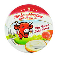 The Laughing Cow Cheese Spread - Ham Flavour 140G | Spreads | Office Pantry Supplies