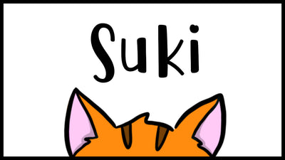 'Suki the Cat'