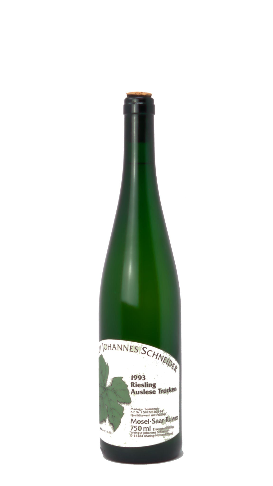 1993 Riesling Auslese Dry