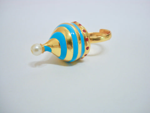 Gaudi Dome Ring - Riddhika Jesrani