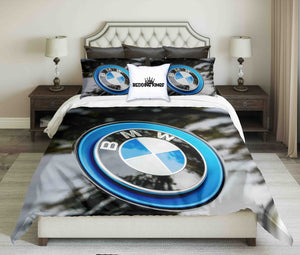 BMW On Trees Shadow Design Bedding Set | beddingkings