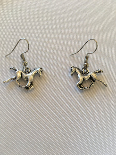 Millbrook Horse Collection Earrings For Pierced Ears