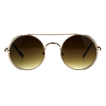 Steampunk Side Cover Sunglasses