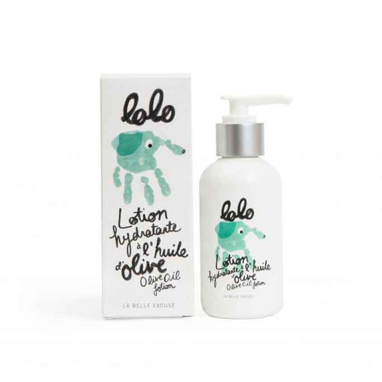 Lotion hydratante — Huile d'olive