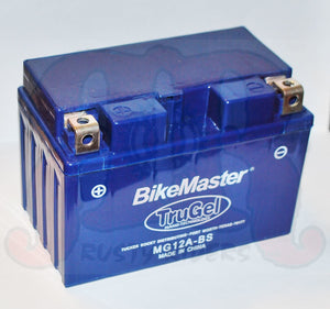 TruGel Battery MG12A-BS Suzuki GSX1300R Hayabusa 1999-2009
