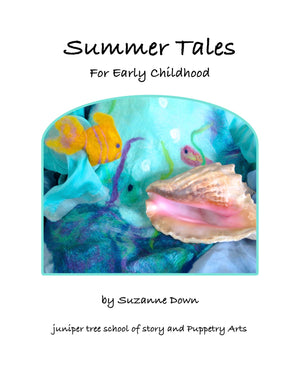 'Summer Tales for Young Children', A Resource Story Collection for Teachers and Parents