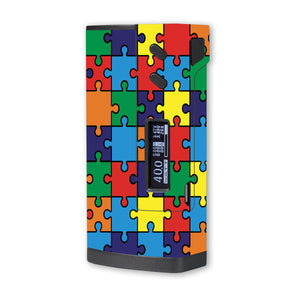 Autism Awareness Puzzle Sigelei 213 Skins