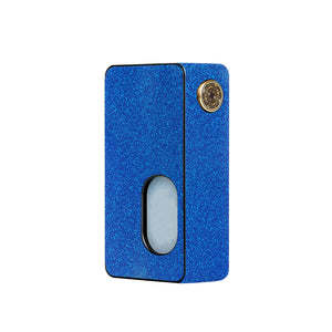 Blue Sparkle Dotmod Squonk Skins