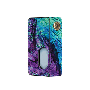 Dyed Wood Dotmod Squonk Skins