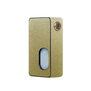 Gold Sparkle Dotmod Squonk Skins