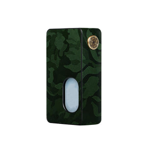 Green Shadow Camo Dotmod Squonk Skins