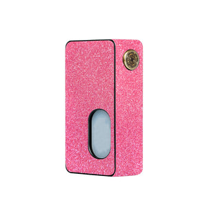 Pink Sparkle Dotmod Squonk Skins