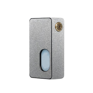 Silver Sparkle Dotmod Squonk Skins