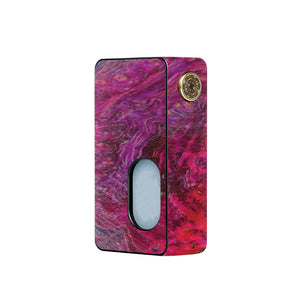 Stabilized Wood Dotmod Squonk Skins