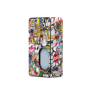Sticker Explosion 2 Dotmod Squonk Skins