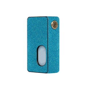 Teal Sparkle Dotmod Squonk Skins