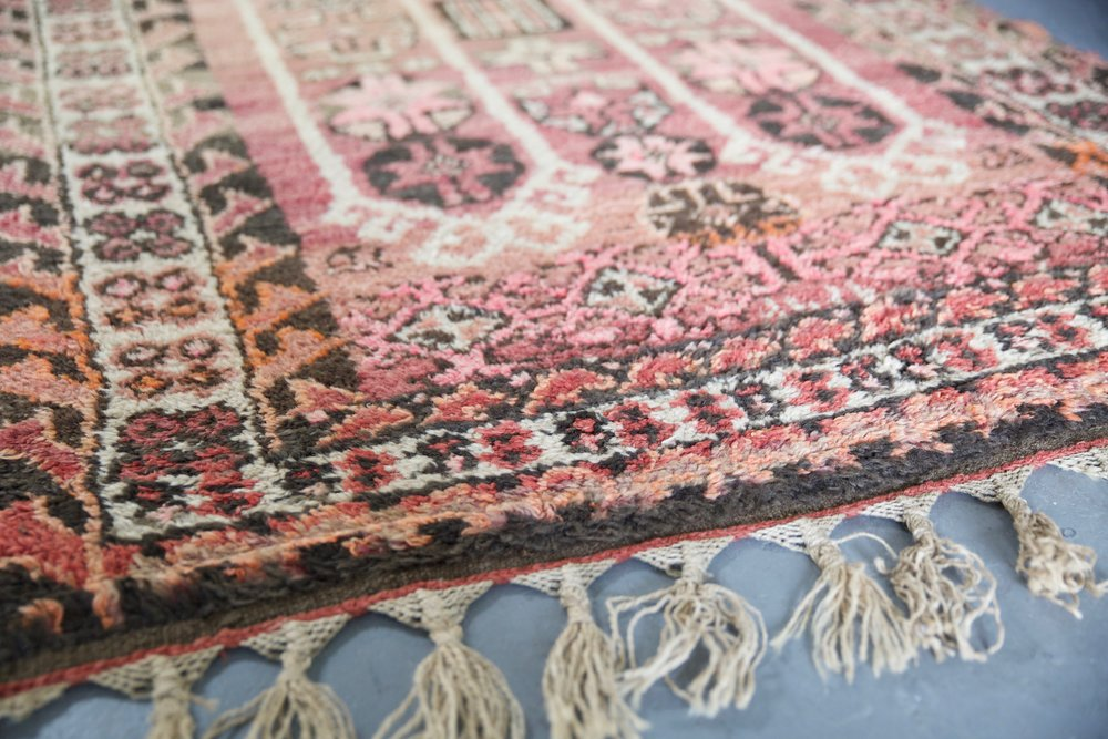 Old Kars Carpet 4ftx6.10ft