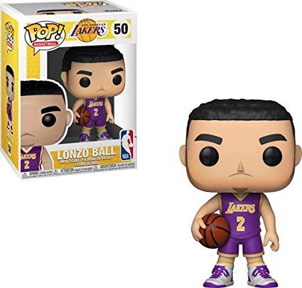 Lonzo Ball LA Lakers NBA Funko Pop