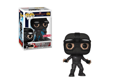 Spider-Man (Stealth Suit, Goggles Up) Funko Pop