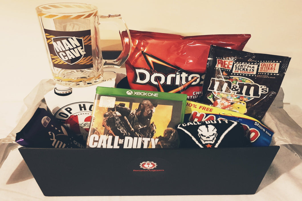 Man-Cave Box: Call of Duty Edition