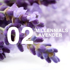 Shop Scent 02. Millennials Lavender Scented Soy Wax Candles, Reed Diffusers, Handwash