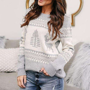 Xmas Eve Knitted Sweater