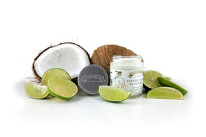 Coconut & Lime Butter Balm