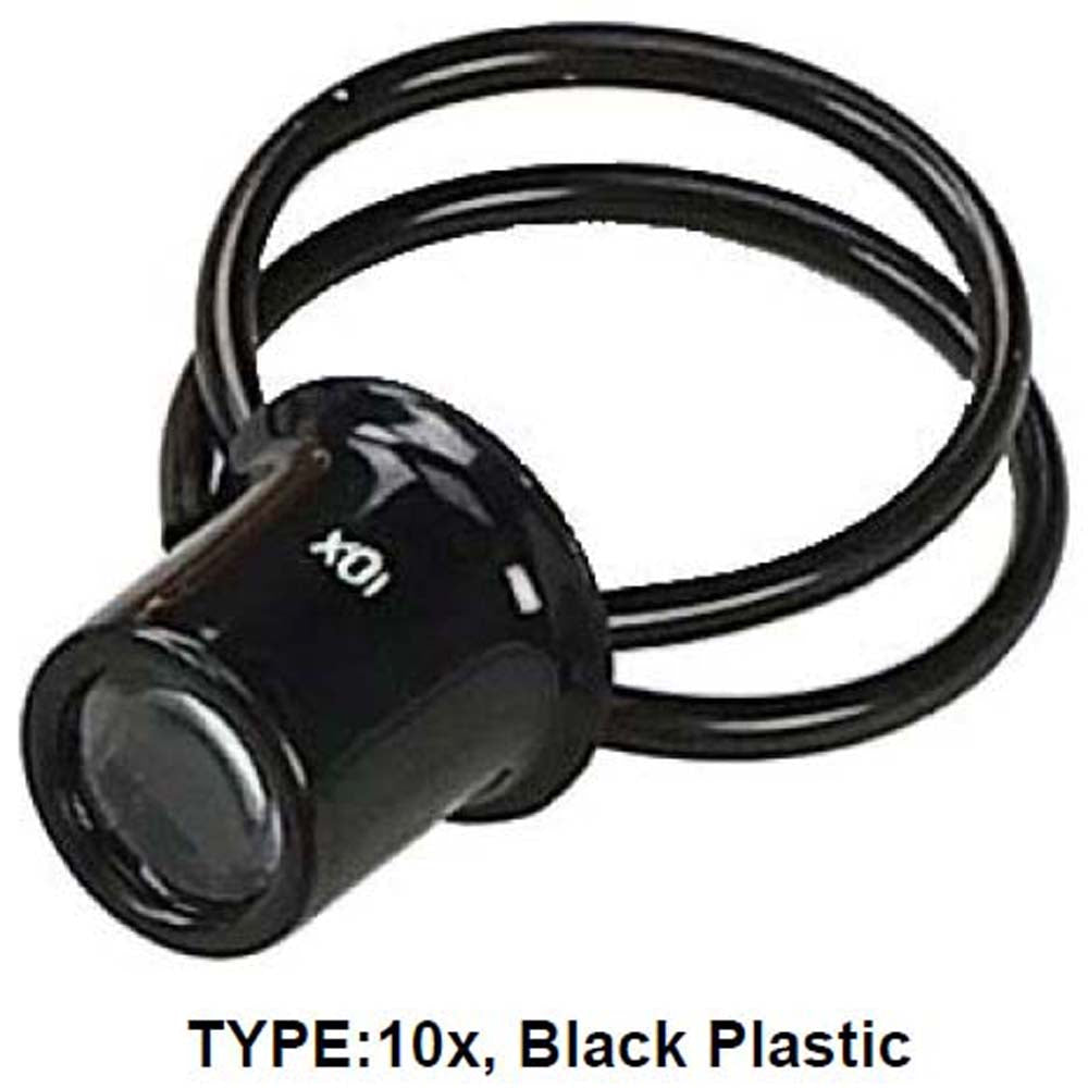 10x Eye Loupe with Head Band (Pack of: 1) - MG-00928 - ToolUSA