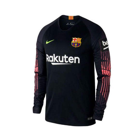 Barcelona | GK Home Kit 18/19 | Long Sleeves