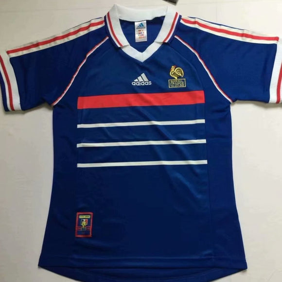 France 98 Retro Home Kit | Special 19/20