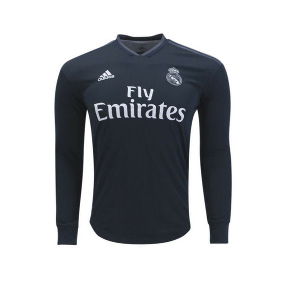 Real Madrid | Away Kit 18/19 | Long Sleeves