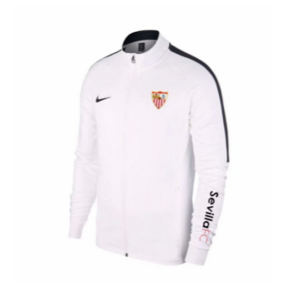 Sevilla Fútbol Club | White Training Tracksuit 18/19