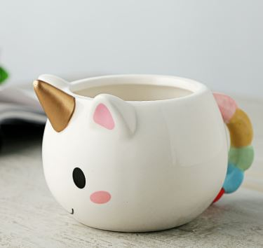Unicorn Coffee Mug, Unique Gift - The ShopCircuit