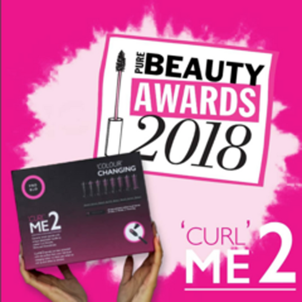 We are in the Beauty awards final!
