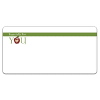 Especially for You Universal Labels - Pack of 2500 Labels