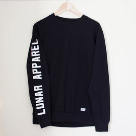 LA Sleeve Sweater - Lunar Apparel - Alternative Pop-Punk Clothing