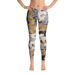 """The Measure of It"" Leggings"