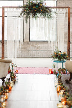 True Love Forever Handmade Wedding Backdrop for Altar Decor - The House Phoenix