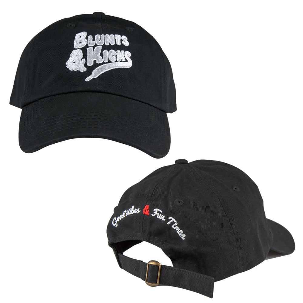Dad cap - OG Good Vibes Fun Times - Black