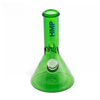 "HMP PREMIER COLOR COLLECTION - 8"" Green GLASS WATERPIPE"