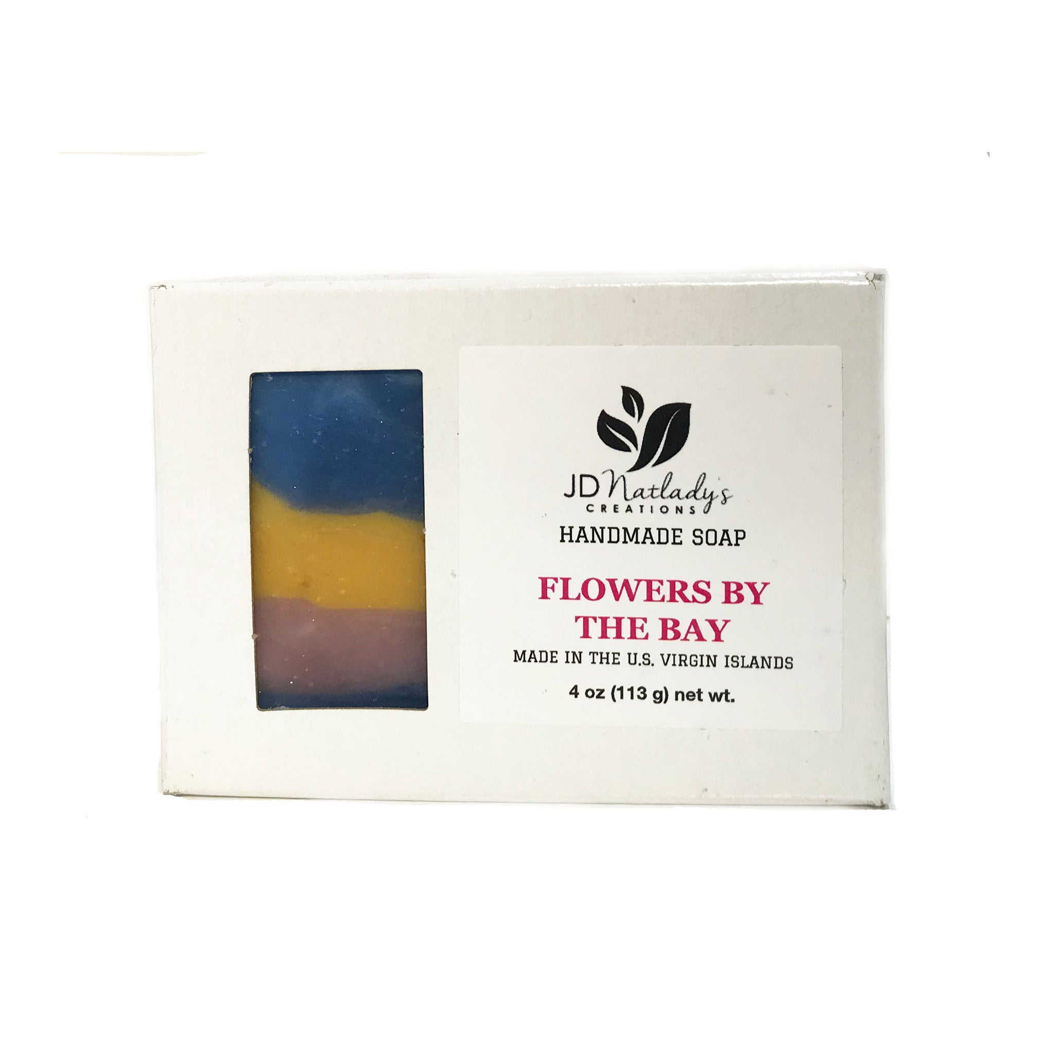 Flowers by the Bay Soap
