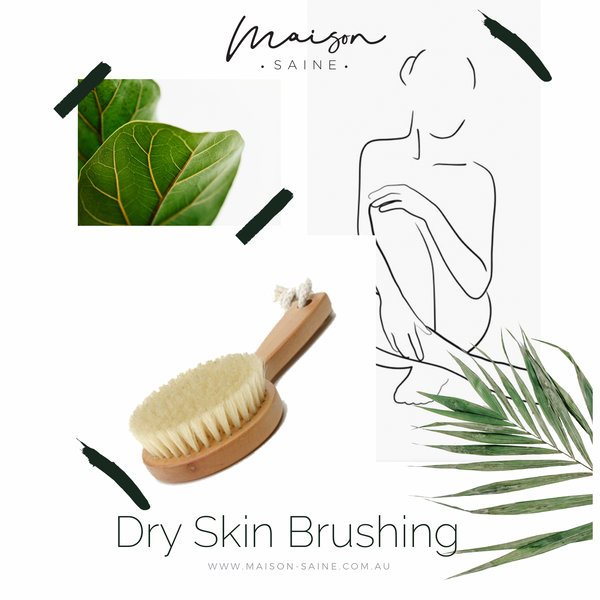 THE BENEFITS OF DRY SKIN BRUSHING & WHY WE LOVE IT!